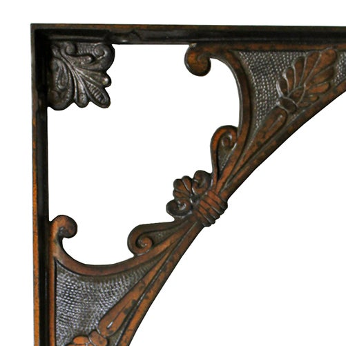 Victorian Shelf Brackets - A Pair - Image 2 of 2