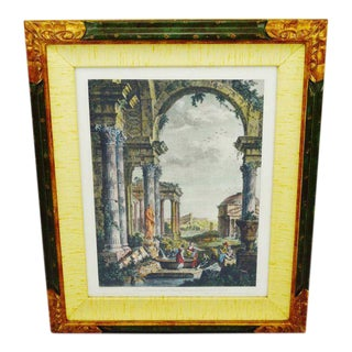 Giovanni Paolo Pannini Framed Print