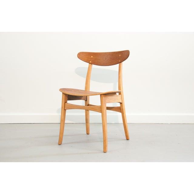 Danish Modern Bentwood Chair - Image 3 of 11