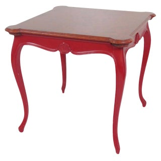 Dorothy Lerner Game Table