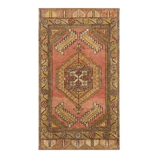 "Pasargad Vintage Sivas Wool Area Rug - 1'8"" x 2'11"""