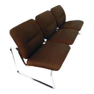 Mid-Century Modern Steelcase Sofa