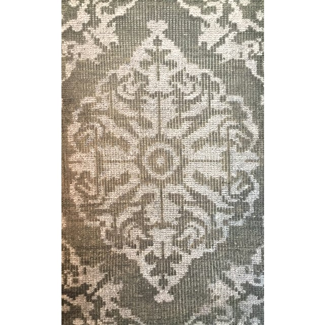 Hand Knotted Wool Rug - 2' x 3' - Image 1 of 4