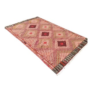 """Traditional Hand-Knotted Rug - 5'5"""" x 8'6"""""""
