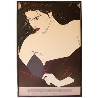Playboy Portfolio II Poster by Patrick Nagel