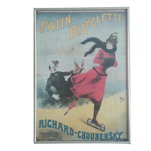 Vintage French Ad - Image 1 of 5