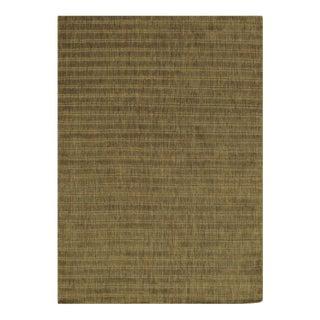 """Modern Hand-Loomed Wool Area Rug - 5' 7"""" X 7' 6"""""""