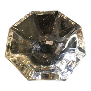 Saint Louis Crystal Ashtray