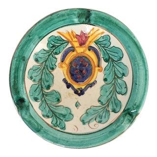 Vintage Ceramic Italian Ashtray
