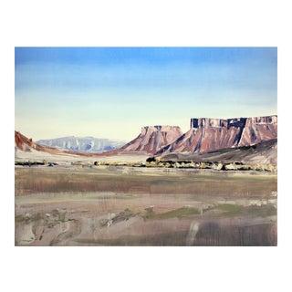 """""""Moab, Utah"""" Original Painting"""