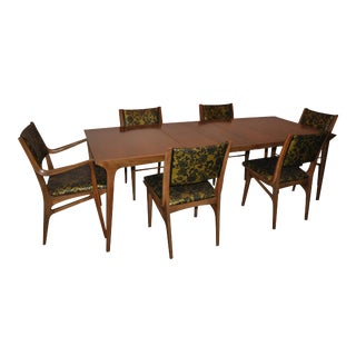 Drexel Mid-Century Dining Room Set - Set of 6