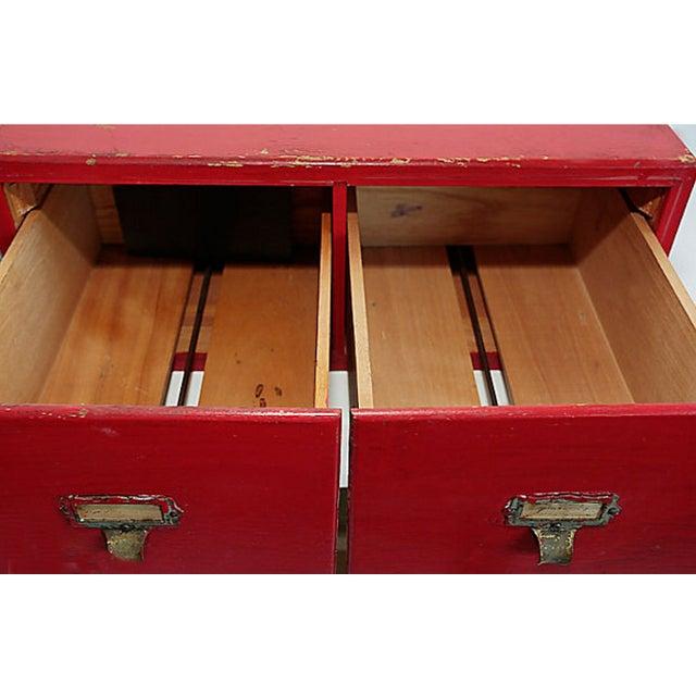 Image of Vintage File Drawers