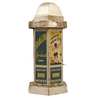 Chocolate Menier Dispenser