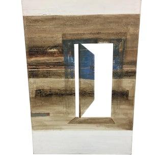 Claudio Feldman Original Oil on Canvas Painting
