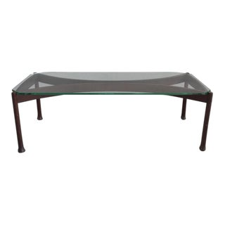 Fontana Arte Glass Coffee Table