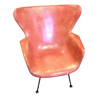 Lawrence Peabody Fiberglass Shell Chair