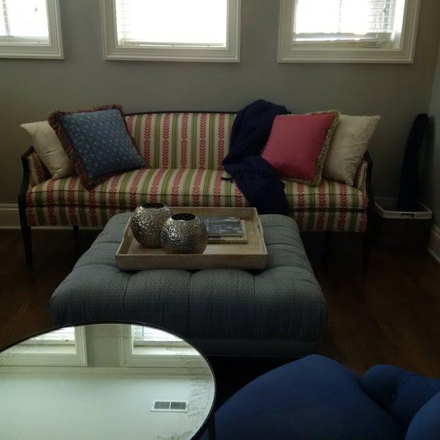 Hickory Chair Baltimore Sofa - Image 3 of 4