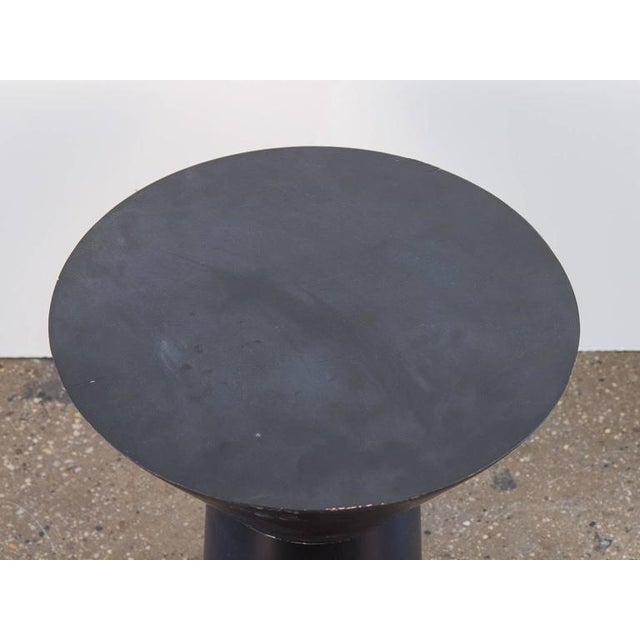 Memphis-Style Pedestal Table - Image 5 of 5