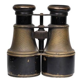 19th C. Brass Binoculars