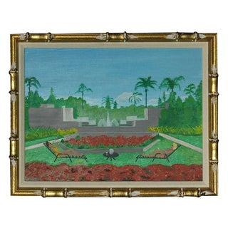 """""""Miami Paradise"""" Acrylic by Johnny Monroe"""