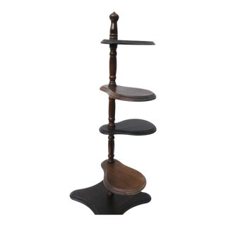 Wooden Tiered Display Stand