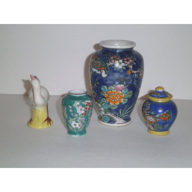 Image of Curio Collection 1920's Japanese Ceramics