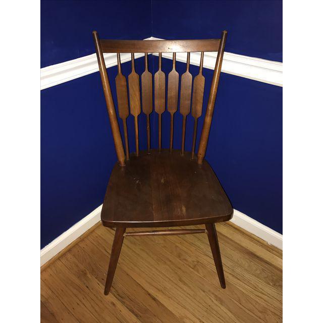 Drexel Declaration Kipp Stewart Dining Chairs - Set of 6 - Image 7 of 7