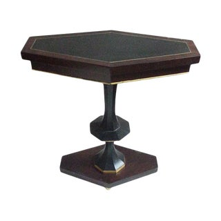 French Style Diamond Shape Side Table