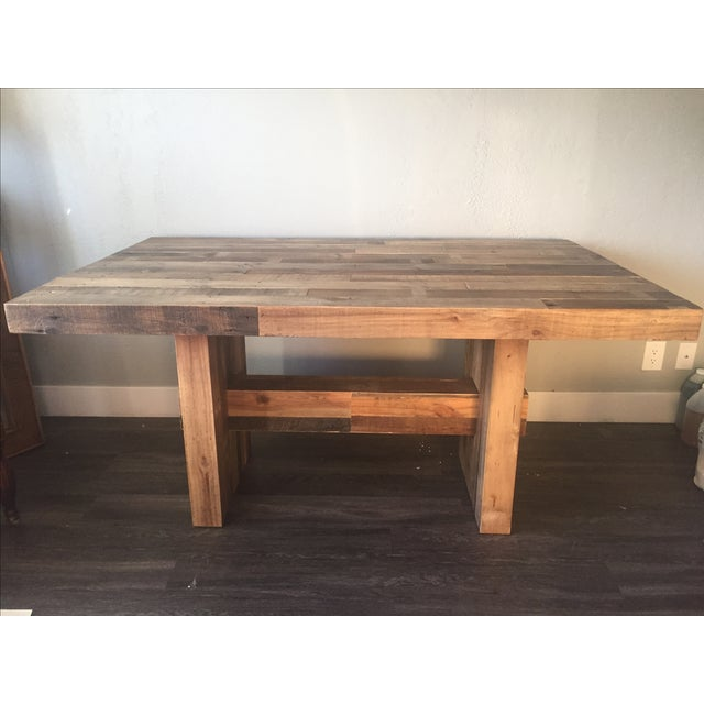 West Elm Emmerson Dining Table Chairish