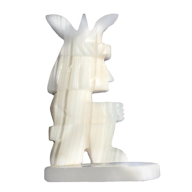 Image of Onyx Figure Bookends - A Pair