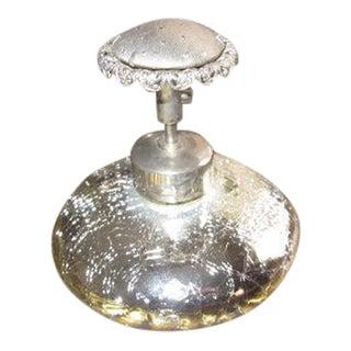 DeVilbiss Vintage 1950s Art Deco Style Perfume Bottle