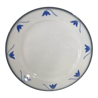"""Italian Ceramic """"Galvani"""" Serving Plate"""
