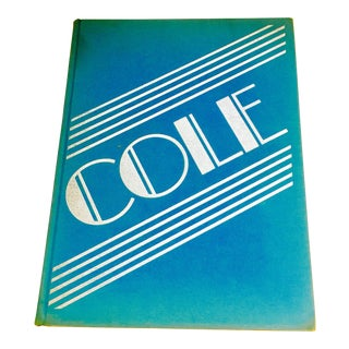 Cole Porter Coffee Table Picture Book