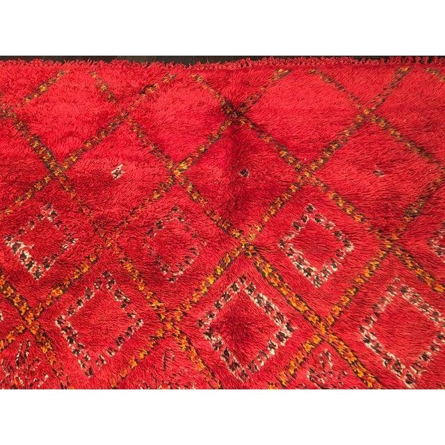 """Bellwether Rugs Organic Wool Beni Orin Moroccan Rug - 5'10""""x8'7"""" - Image 5 of 8"""