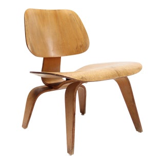 Eames LCW For Herman Miller Side Chair