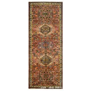 Vintage Persian Karaje Rug - 3'5''x8'11''