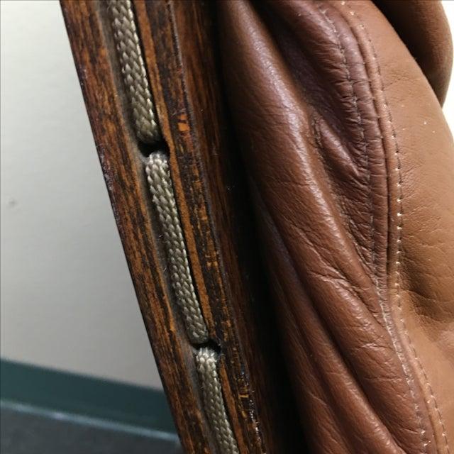 Westnofa Leather Siesta Chair - Image 6 of 11