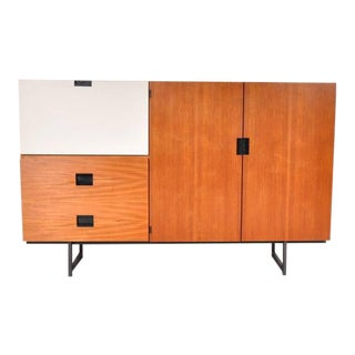 Japanese Series Cabinet by Cees Braakman for Pastoe, Netherlands, circa 1960