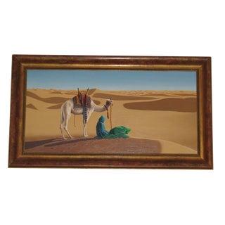 "Gage Taylor & Uriel Dana ""Devotion"" Painting"