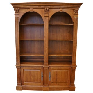 Ethan Allen French Provincial Bookcase