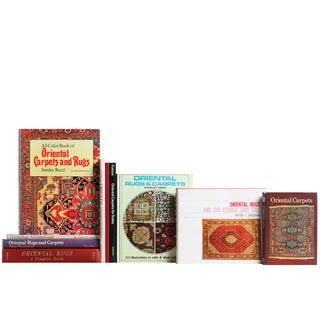 Oriental Rugs Books - S/10