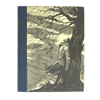 """""""Wuthering Heights"""" by Emily Brontë with Fritz Eichenberg Engravings"""