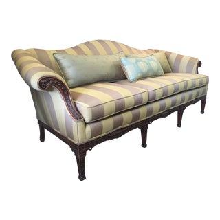 1920's Baker Chippendale Sofa