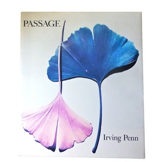 Irving Penn Book, Passage