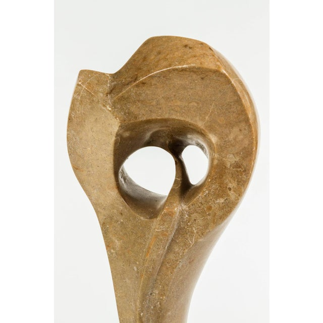 Abstract Stone Sculpture - Image 2 of 5