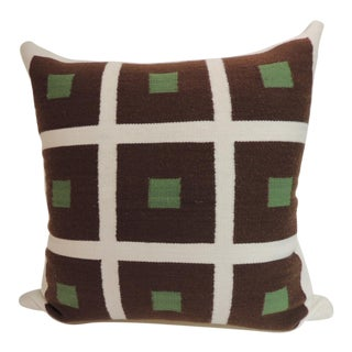 "Reversible ""Peter Pop"" Throw Pillow"
