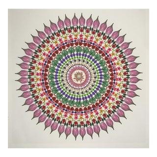 """Flower Mandala"" Print"