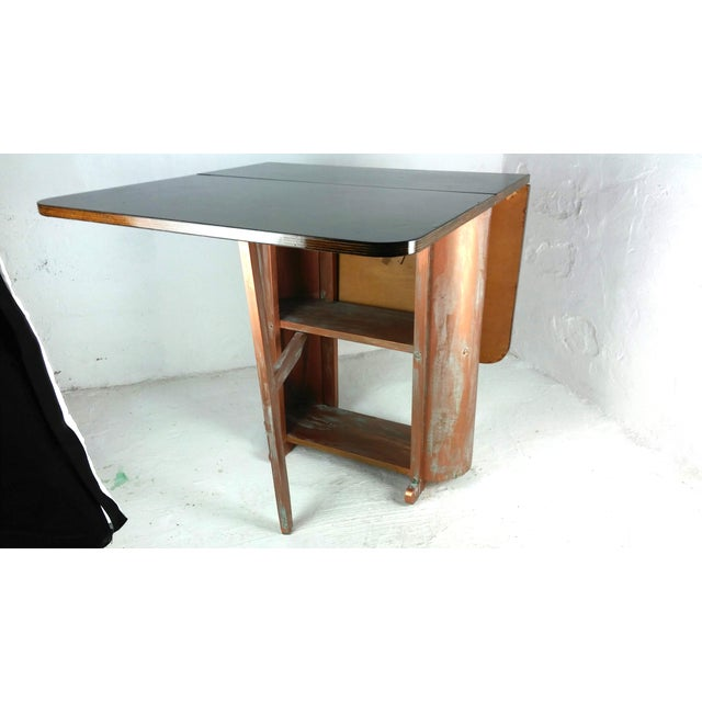Mid Century Modern Gateleg Table - Image 3 of 10