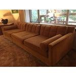 Image of 1960s Harvey Probber Sofa