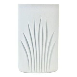 Rosenthal Studio Line Bisque Porcelain Vase